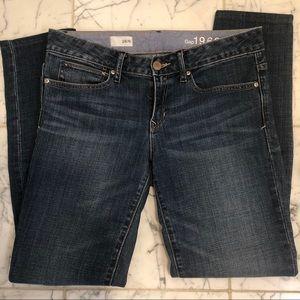 Denim - Gap Real Straight Jeans